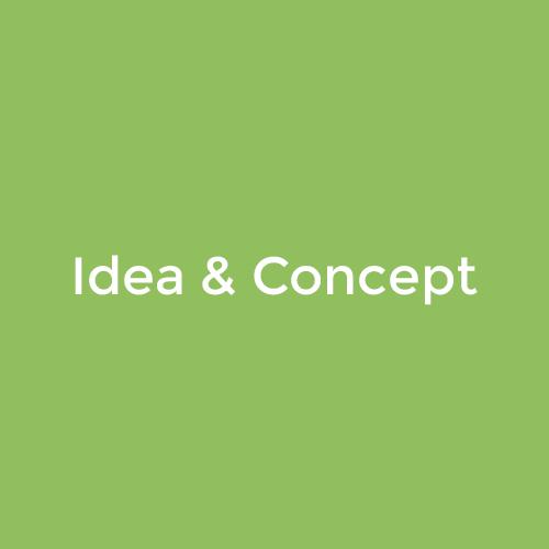 ideaconceptgreen