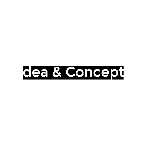 ideaconceptwhite