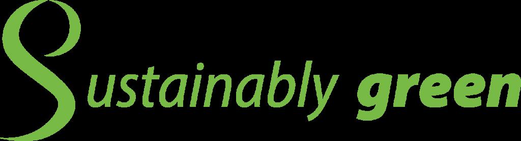 sustainably green